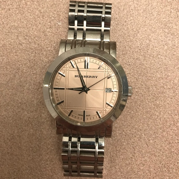 b2b502ac911 Men's Burberry Watch. M_5b21214845c8b3730a716e4f
